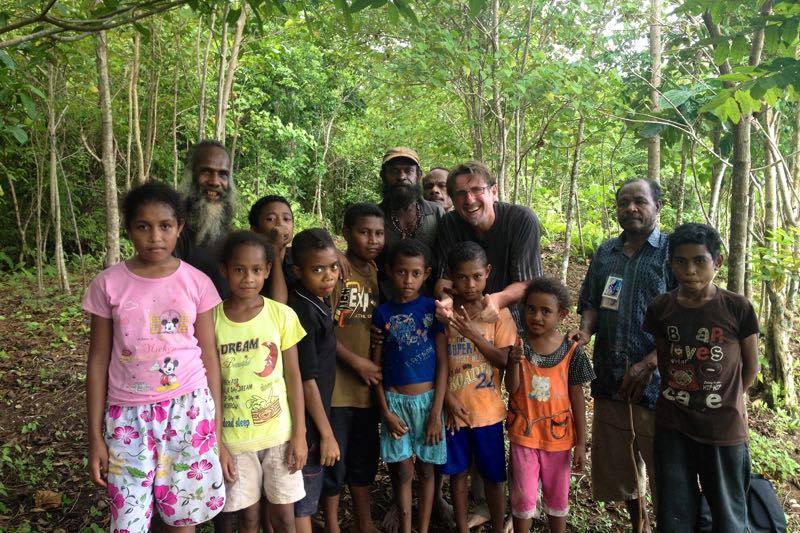 Christian in West Papua